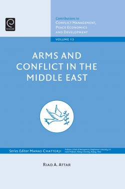 Jacket image for Arms and Conflict in the Middle East