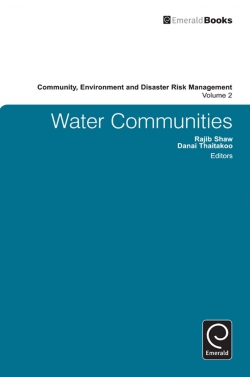 Jacket image for Water Communities