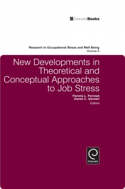 Jacket image for New Developments in Theoretical and Conceptual Approaches to Job Stress