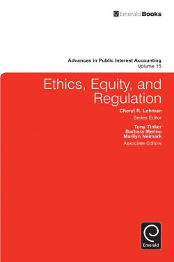 Jacket image for Ethics, Equity, and Regulation