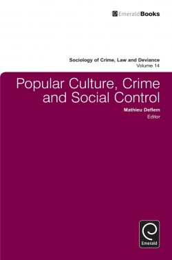 Jacket image for Popular Culture, Crime and Social Control