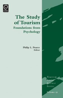 Jacket image for Study of Tourism