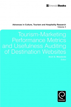 Jacket image for Tourism-Marketing Performance Metrics and Usefulness Auditing of Destination Websites