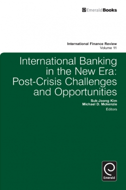 Jacket image for International Banking in the New Era