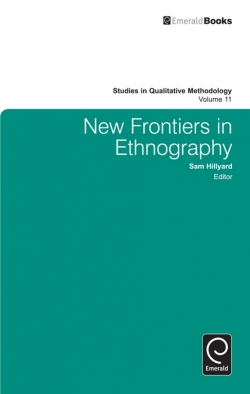 Jacket image for New Frontiers in Ethnography
