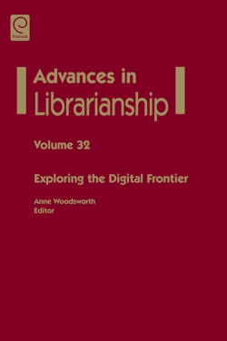 Jacket image for Exploring the Digital Frontier