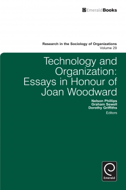 Jacket image for Technology and Organization