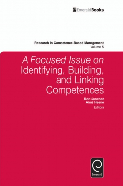Jacket image for A Focused Issue on Identifying, Building and Linking Competences