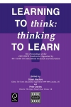 Jacket Image For: Learning to Think