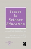 Jacket Image For: Issues in Science Education
