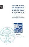 Jacket Image For: Schooling in Modern European Society