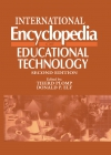 Jacket Image For: International Encyclopedia of Educational Technology