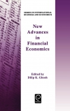 Jacket Image For: New Advances in Financial Economics