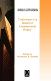 Jacket Image For: Contemporary Issues in Commercial Policy