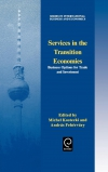Jacket Image For: Services in the Transition Economies