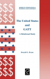 Jacket Image For: The United States and GATT