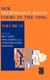Jacket Image For: New Technology-based Firms in the 1990s