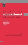 Jacket Image For: Exploring Educational Administration