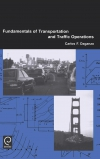 Jacket Image For: Fundamentals of Transportation and Traffic Operations