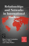 Jacket Image For: Relationships and Networks in International Markets