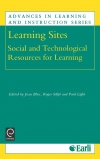 Jacket Image For: Learning Sites