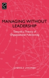 Jacket Image For: Managing without Leadership