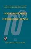 Jacket Image For: Higher Education Research