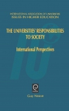 Jacket Image For: Universities' Responsibilities to Society