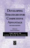 Jacket Image For: Developing Strategies for Competitive Advantage