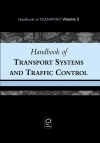 Jacket Image For: Handbook of Transport Systems and Traffic Control