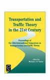Jacket Image For: Transportation and Traffic Theory in the 21st Century