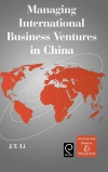 Jacket Image For: Managing International Business Ventures in China