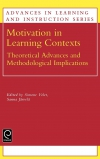 Jacket Image For: Motivation in Learning Contexts