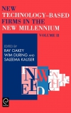 Jacket Image For: New Technology Based Firms in the New Millennium