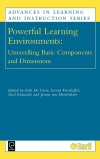 Jacket Image For: Powerful Learning Environments