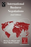 Jacket Image For: International Business Negotiations