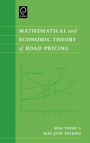 Jacket Image For: Mathematical and Economic Theory of Road Pricing