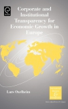 Jacket Image For: Corporate and Institutional Transparency for Economic Growth in Europe