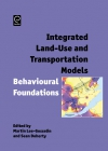 Jacket Image For: Integrated Land-Use and Transportation Models