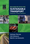 Jacket Image For: Building Blocks for Sustainable Transport