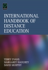 Jacket Image For: International Handbook of Distance Education
