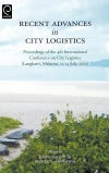 Jacket Image For: Recent Advances in City Logistics
