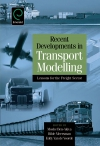 Jacket Image For: Recent Developments in Transport Modelling