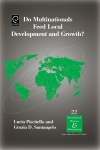 Jacket Image For: Do Multinationals Feed Local Development and Growth?