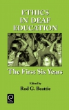 Jacket Image For: Ethics in Deaf Education