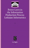 Jacket Image For: Power Laws in the Information Production Process