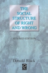 Jacket Image For: The Social Structure of Right and Wrong
