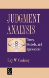 Jacket Image For: Judgement Analysis