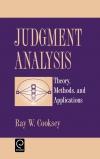 Jacket Image For: Judgement Analysis