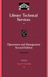 Jacket Image For: Library Technical Services